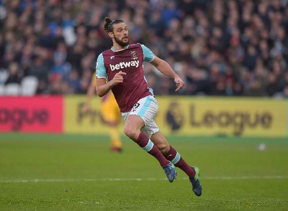Andy Carroll robbery: Man guilty of targeting West Ham striker