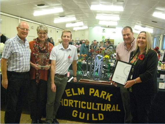 Future of Elm Park Horticultural Guild looks gloomy because of inactive members and few young recruits