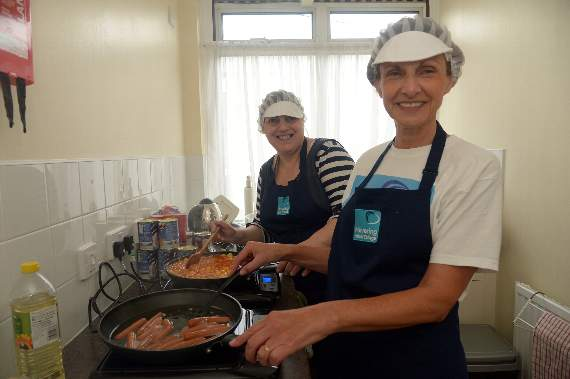 Kitchen Social project bears fruit for Havering children on free school meals