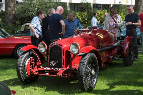 Win tickets to Belgravia Classic Car Show in London