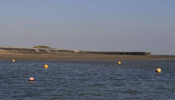 High tide at Tilbury from Monday April 17 (BST)