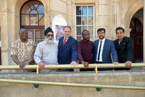 EXCLUSIVE: East London community and religious leaders fight back against terror with inter-faith peace concert