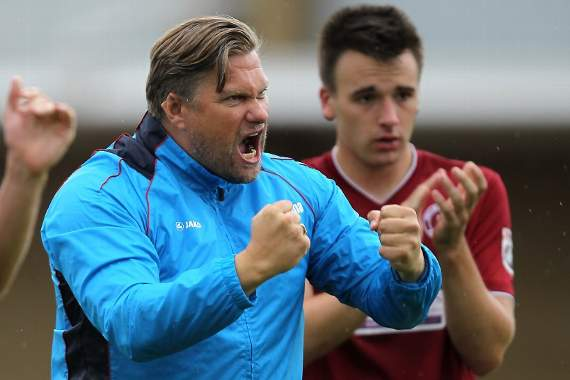 Rod Stringer: 'We have to get on with it and concentrate on our own performance' - Margate v Chelmsford City (Tuesday 7:45pm) - Preview