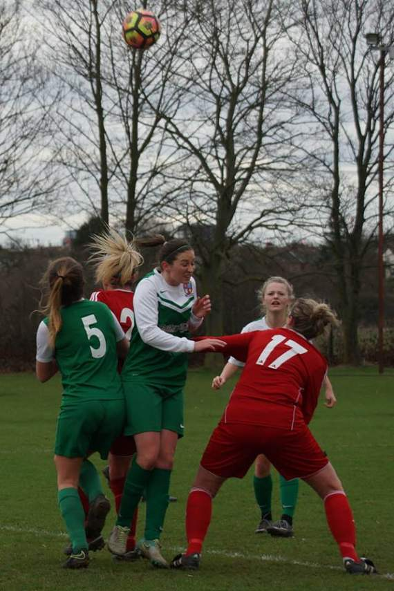 Writtle Ladies 0-4 Billericay Town Ladies - Mkey's Soccer Snaps