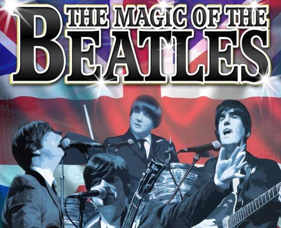 Win tickets to see The Magic of the Beatles at Queen's Theatre, Hornchurch